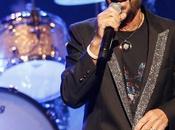 L'ancien batteur Beatles Ringo Starr encore frappé