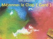Festival d'aquarelle Méjannes Clap dans Gard