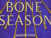 [CARTE BLANCHE Séverine] Bone Season tome Samantha Shannon