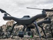 Solo premier drone open source avec deux processeurs