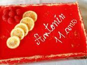 Entremets Framboise citron