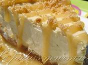 Gâteau fromage l'érable