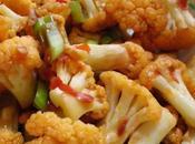 Spicy chou-fleur 干煸菜花 gānbiān càichuā