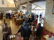 Salon vins Charroux