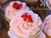 Cupcakes fraises