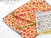 couvertures bébé coton organique