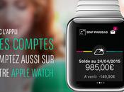 banques l'Apple Watch