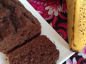 Banana bread cacao
