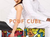 pouf cube débarque Decodeo