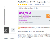 PriceMinister codes promo réductions pour acheter iPhone iPad