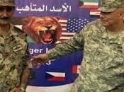 Plus 10.000 soldats pays s'entraînent Jordanie