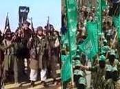 guerre éclate entre Daech Hamas Gaza