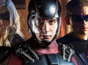 commande série Legends Tomorrow deux autres drames pour saison 2015/16
