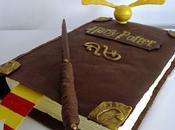 Gâteau Fête Harry Potter