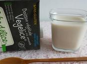 yaourts maison végétaux amande avec Sukrin (végans, diététiques, riches fibres, sans gluten lait lactose sucre)
