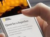 Facebook dévoile Instant Articles, moyen d'accéder articles intégralement