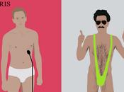 Césars Oscars battle infographies