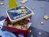 cosmonaute herbe tête dans étoiles pour déco)