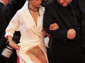 CANNES 2015 Sophie Marceau avait petite culotte