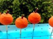 Cake pops pistache abricot