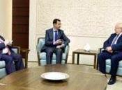Syrie Français auraient arrêtés pour tentative d'assassinat Bashar Assad
