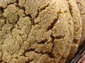 Biscuits mélasse épices enrobés sucre