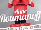 Anne Roumanoff s'installe L'Alhambra partir juillet 2015!