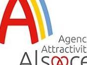 Région l'Agence d'Attractivité l'Alsace célèbrent 000ème titulaire .alsace www.grandmere.alsace