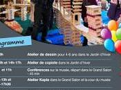 ateliers, course, chocolat, tennis, bons plans pour week-end Paris mai)