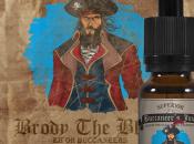 test e-liquide Brody Black Buccaneer's juice