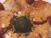 Piccatas filet veau artichauts