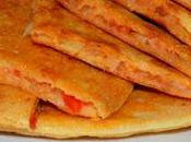 Baghrirs farcis crêpes mille trous farcies.