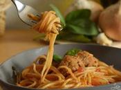 {One Pasta} Spaghetti boulettes boeuf sauce tomate