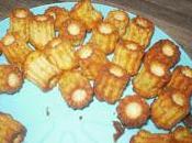 cannelés jambon persillé