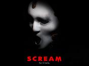 Scream nouveau masque pour série dévoile