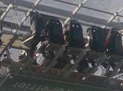 Roland-Garros Extraordinaire Perrier mètres haut