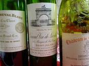 Emilie fête trente ans...Cheval Blanc, Léoville Cases Beaucastel 1985! Oui, fait bien ans!