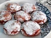 Biscuits craquelés pâte tartiner