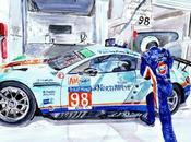 Aston Martin n°98 Mans 2015
