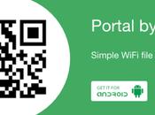 Portal: envoyez fichiers votre vers smartphone Android