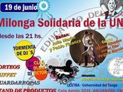 Demain, milonga solidaire mensuelle CETBA l'affiche]
