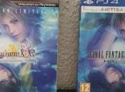 [Unboxing] Final Fantasy X/X2