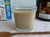 yaourts végétaux maison praliné amandes noisettes seulement kcal (diététiques riches fibres)