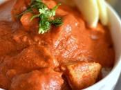 Poulet tandoori sauce