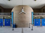 gymnase débuts Airness rénové Jordan Brand