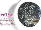 Auralia, nouveau diffseur d'huiles essentielles chez Aroflora