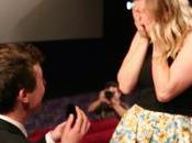 Demande mariage cinéma