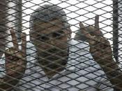 """Égypte Nombre """"record"""" journalistes emprisonnés"""