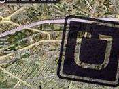 Uber rachète partie cartes Bing Microsoft
