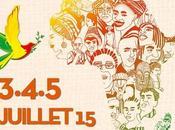 festivals Afros rater Juillet.
